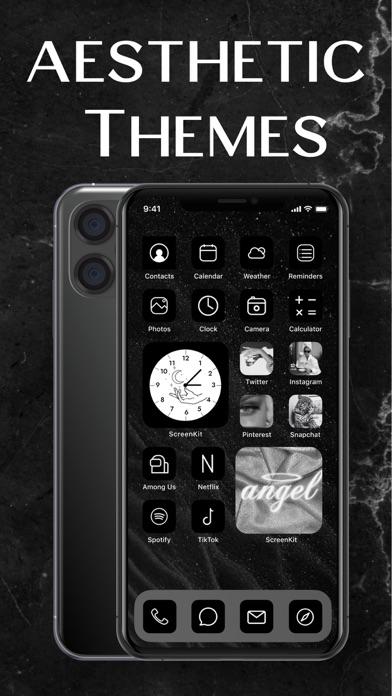 ScreenKit- App Icons & Widgets iphone screenshot 2