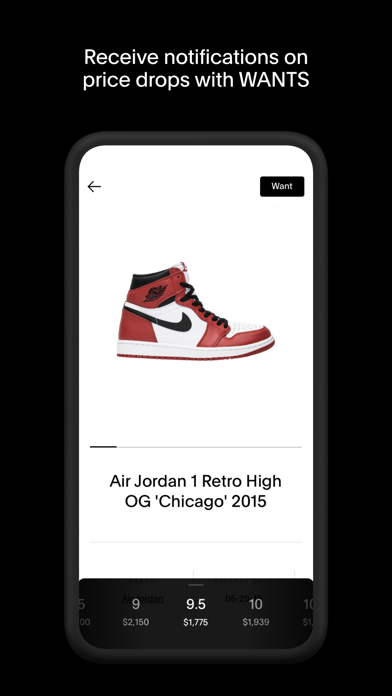 How to cancel & delete GOAT – Sneakers & Apparel 0