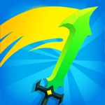 Sword Play! Ninja Slice Runner App Cancel