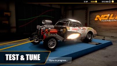 No Limit Drag Racing 2 iphone screenshot 3