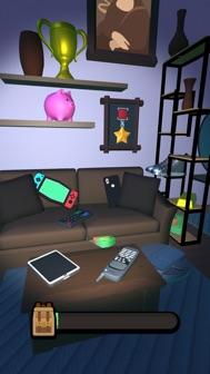 Rob Master 3D iphone screenshot 4