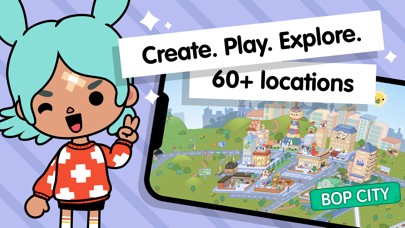 How to cancel & delete Toca Life World: Build stories 0