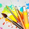 Cancel Drawing Desk: Draw & Paint Art