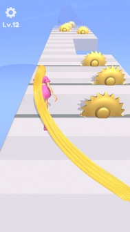 Hair Challenge iphone screenshot 4
