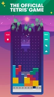 Tetris® iphone screenshot 1