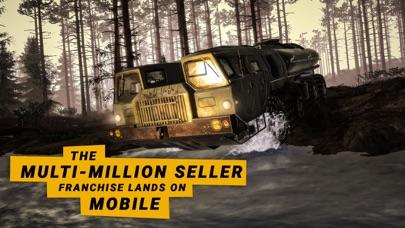 MudRunner Mobile iphone screenshot 1