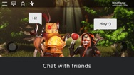Roblox iphone screenshot 3