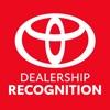 Toyota Dealership Recognition