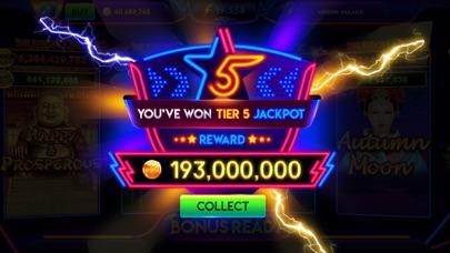Lightning Link Casino Slots iphone screenshot 1