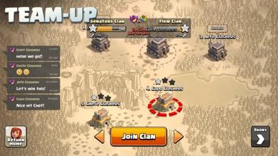 Clash of Clans iphone screenshot 3