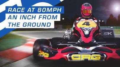 Street Kart Racing - Simulator iphone screenshot 2