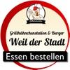 Grillhähnchenstation & Burger