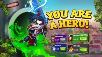 Hero Wars - Fantasy World iphone screenshot 1