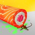Sushi Roll 3D - ASMR Food Game App Positive Reviews