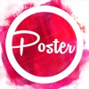 Product details of Poster Flyer Maker Icon Design