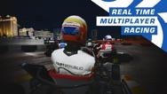 Street Kart Racing - Simulator iphone screenshot 1