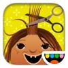 Toca Hair Salon delete, cancel