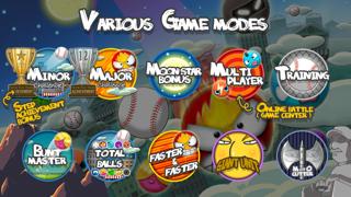 Flick Home Run ! iphone screenshot 3
