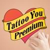 Tattoo You Premium - Use your camera to get a tattoo alternatives