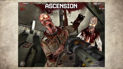 Call of Duty: Black Ops Zombies iphone screenshot 4