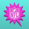 NFL Emojis delete, cancel