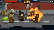 Zombieville USA 2 iphone screenshot 2