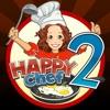 Happy Chef 2 delete, cancel