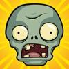Plants vs Zombies™ Stickers delete, cancel