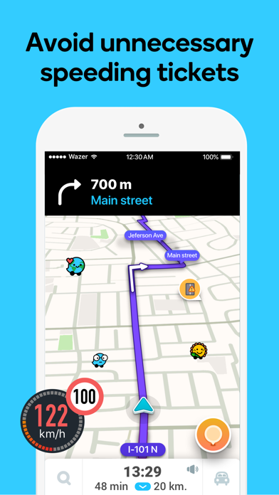 How to cancel & delete Waze Navigation & Live Traffic 2