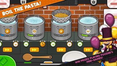 Papa's Pastaria To Go! iphone screenshot 3