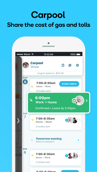 How to cancel & delete Waze Navigation & Live Traffic 3