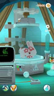 Bunniiies: The Love Rabbit iphone screenshot 3
