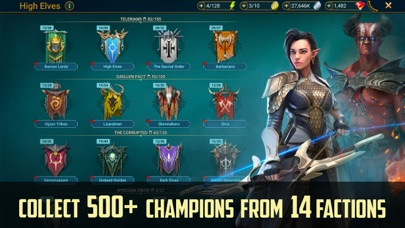 RAID: Shadow Legends iphone screenshot 3