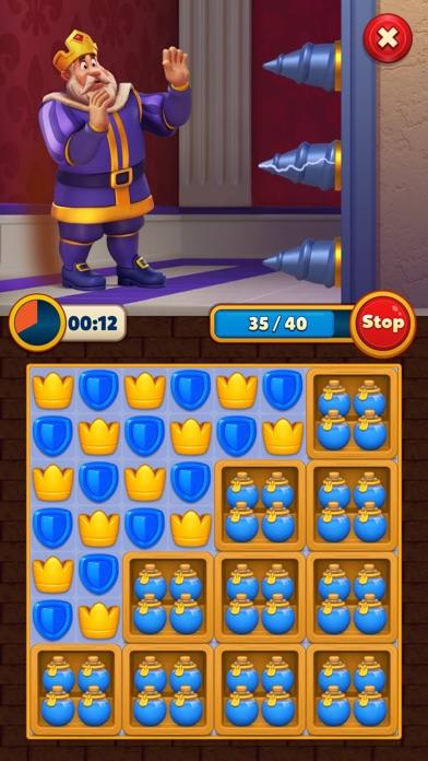Royal Match iphone screenshot 1