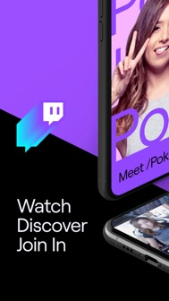 Twitch: Live Game Streaming iphone screenshot 1