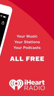 IHeart: Radio, Music, Podcasts iphone screenshot 2
