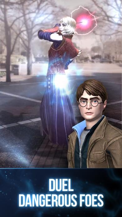 Harry Potter: Wizards Unite iphone screenshot 2