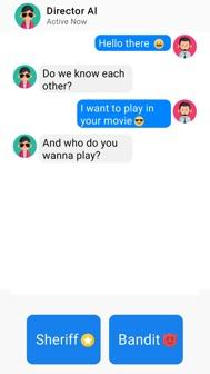 Chat Master! iphone screenshot 2