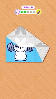 Paper Fold iphone screenshot 4