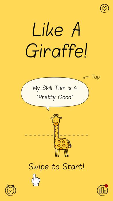 How to cancel & delete Like A Giraffe 2