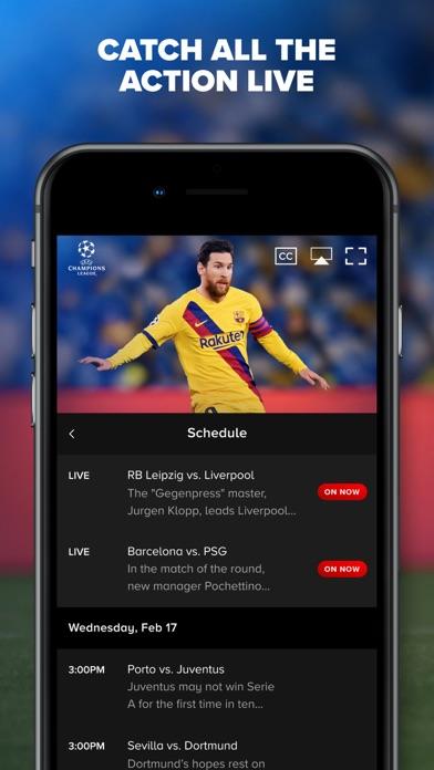 Paramount+ iphone screenshot 2