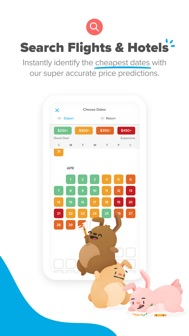 Hopper - Flight & Hotel Deals iphone screenshot 4