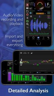 TonalEnergy Tuner & Metronome iphone screenshot 2