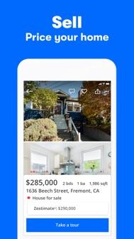 Zillow Real Estate & Rentals iphone screenshot 3
