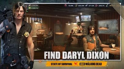 State of Survival Walking Dead iphone screenshot 2