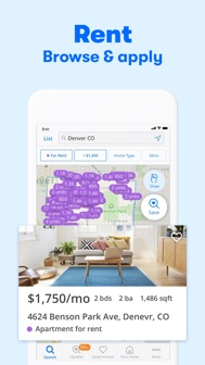 Zillow Real Estate & Rentals iphone screenshot 4