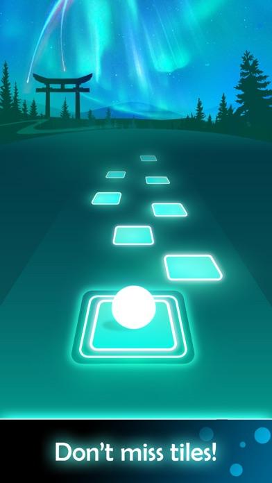 Tiles Hop - EDM Rush iphone screenshot 3