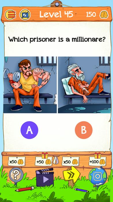 How to cancel & delete Braindom 2: Brain Teaser Games 3