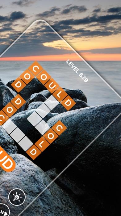 Wordscapes iphone screenshot 2