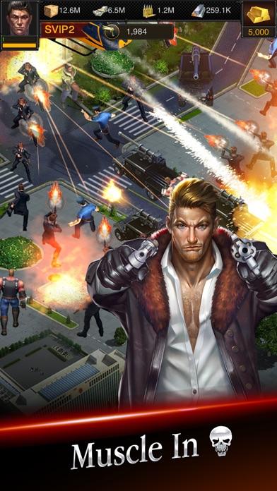 Mafia City: War of Underworld iphone screenshot 2